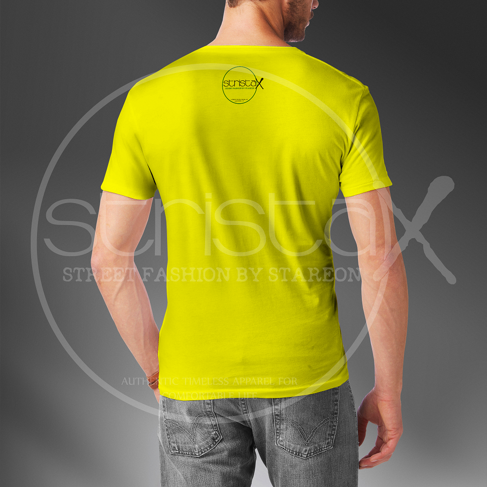One in a Minion Yellow Printed Tee Shirt