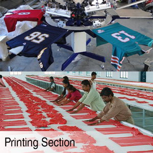 Printing Section