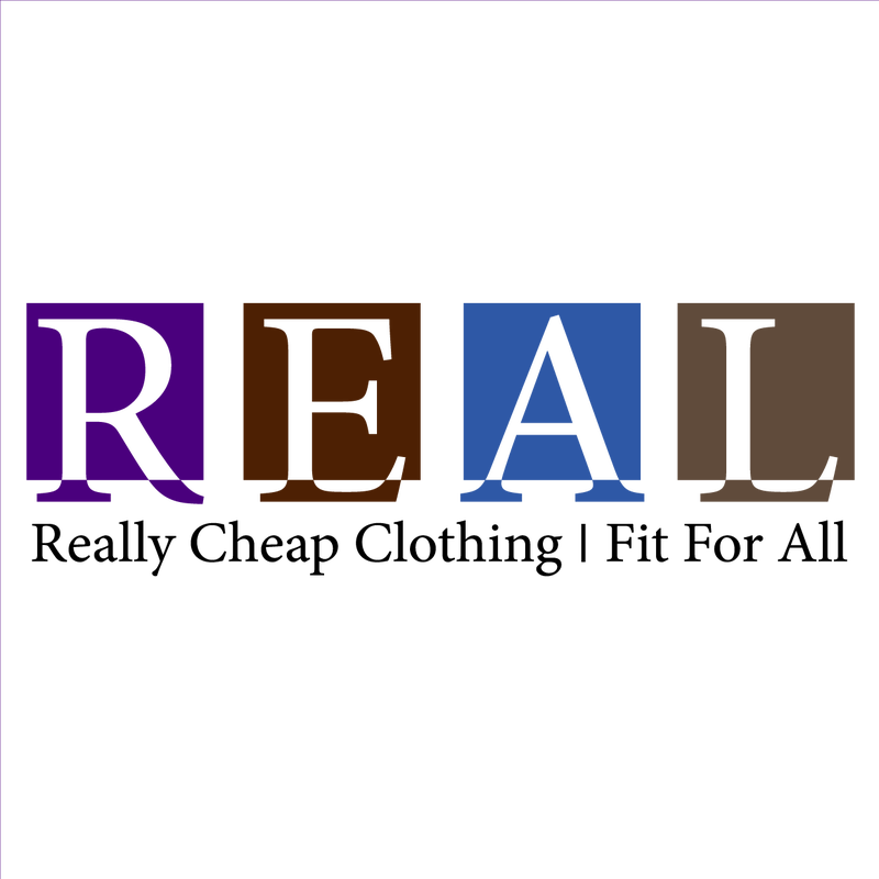 Real Clothing Brand Logo