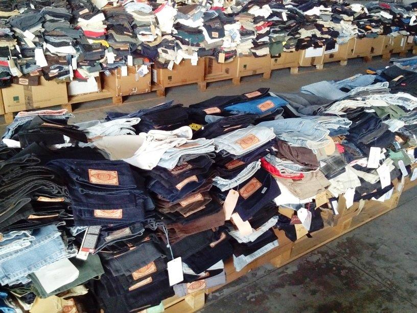 Readymade Garments Stock Lot Exporter in Bangladesh - Apparel Buying