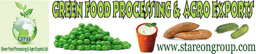 Green Food Processing & Agro Exports
