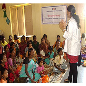 Arranging Various Awareness Program